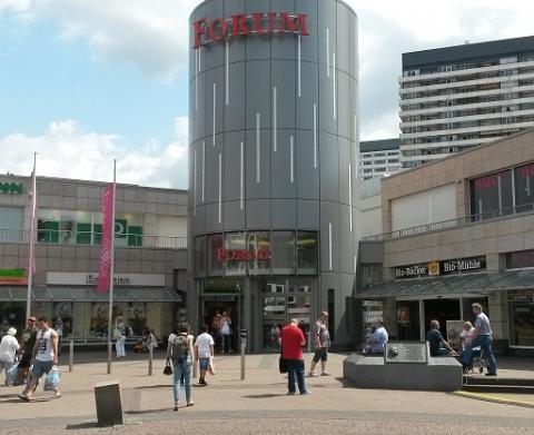 Einkaufszentrum Forum,