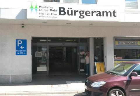 Bürgeramt Mülheim an der Ruhr