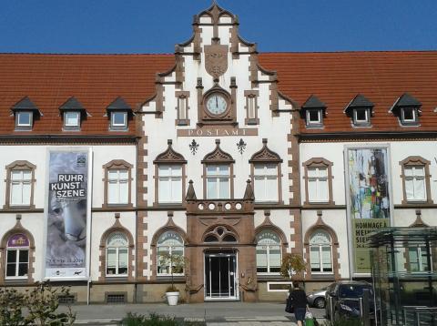 Eingang Kunstmuseum