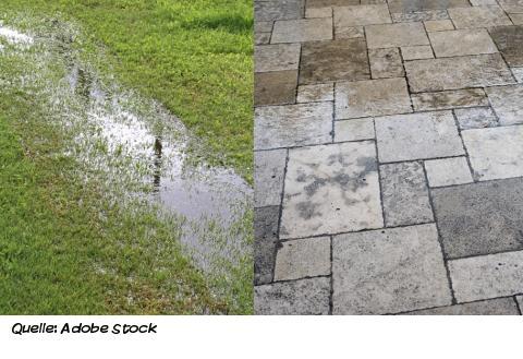 Wasserspeicher im Boden 1