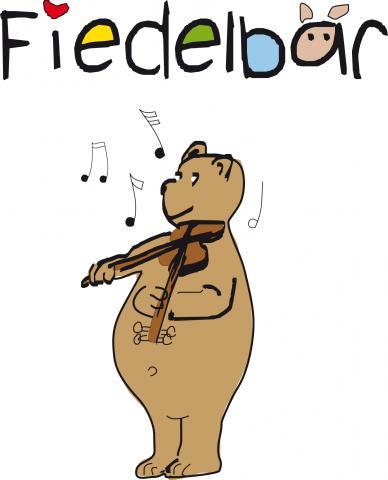 Logo Fiedelbär