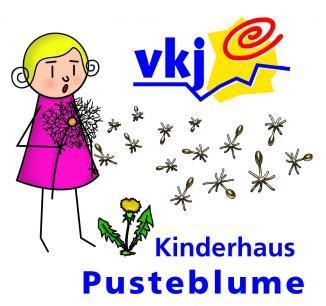 Logo Kinderhaus Pusteblume
