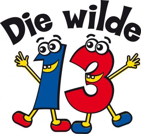 Logo Die wilde Dreizehn