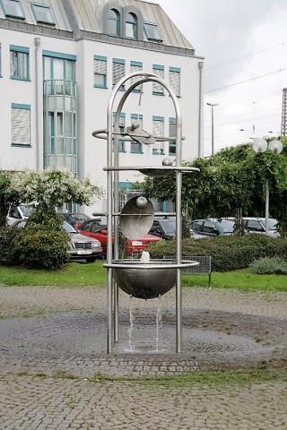 Gruner, Gottfried: Aqua-Mobil; Foto: Kunstmuseum Mülheim an der Ruhr/ Ralf Raßloff 2008, © 2020 VG Bild-Kunst, Bonn.