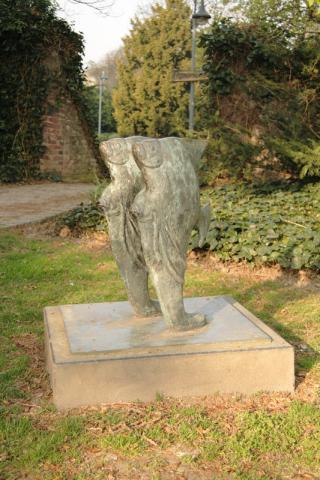 Kühn, Herbert: Skalare-Brunnen, Foto: Kunstmuseum Mülheim an der Ruhr/ Ralf Raßloff 2008.