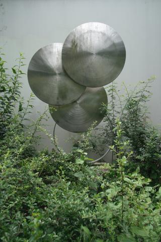 Kühn, Herbert: Metallplastik, Foto: Kunstmuseum Mülheim an der Ruhr/ Ralf Raßloff 2008.