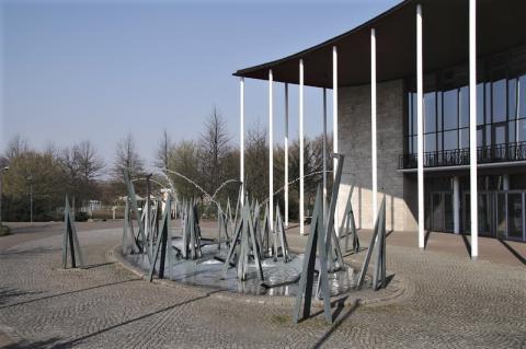 Schad, Robert: Mülheimer Gruppe, Foto: Kunstmuseum Mülheim an der Ruhr 2007.