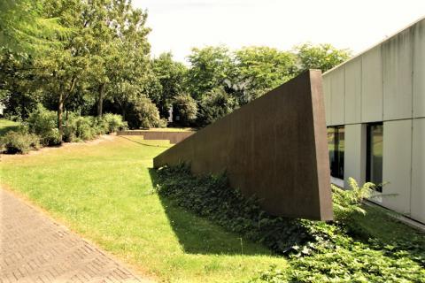 Nierhoff, Ansgar: Abstufungen / Graduations, Foto: Kunstmuseum Mülheim an der Ruhr 2016.