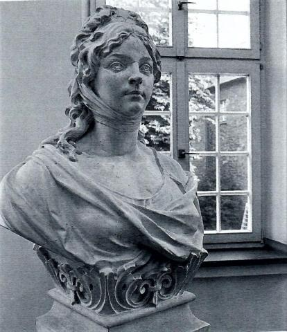 Stockmann, Heinrich: Königin Luise von Preußen; Foto: Mülheimer Jahrbuch 1987, S. 124.