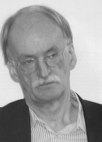 Koch, Diethelm: Porträt; Foto: privat.