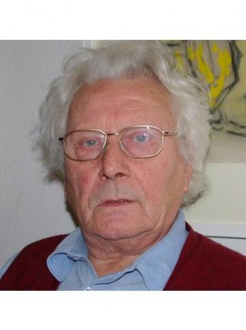 Ernst Rasche (01.10.2009), Foto: Thomas Emons.